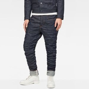 G Star Raw Staq 3 Tapered Jeans